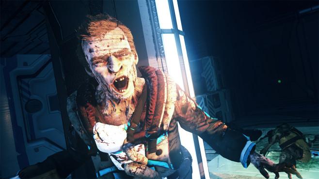 "SciFi-Horror mit Wiederbelebungsgarantie: ""The Persistence""©Firesprite"