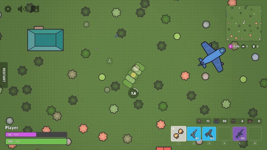 Screenshot 1 - ZombsRoyale.io