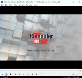 Media Player Classic Qute Theater