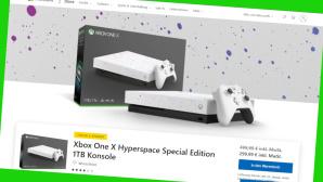 Microsoft Store: Xbox One X online günstiger©Screenshot www.microsoft.com