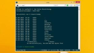 CMD: Die besten Tipps zur Windows-Kommandozeile©COMPUTER BILD