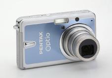 Pentax stellt Kompaktkameras Optio S10 und Option Z10 vor Pentax Optio S10