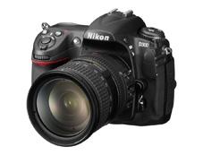 Nikon mit digitaler Spiegelreflexkamera D300 auf der IFA Nikon D300