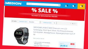 Medion-Sale: Bis zu 60 Prozent sparen©Screenshot www.medion.com/de/shop