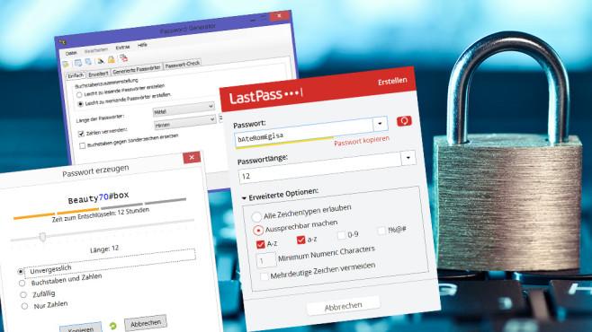 Passwort erstellen und merken: Tools mit Spezial-Optionen©iStock.com/piranka
