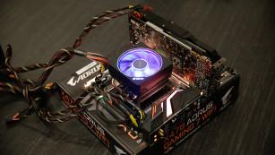AMD Ryzen 7 2700X – Testplattform©COMPUTER BILD