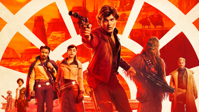 Solo: A Star Wars Story Filmposter©Lucasfilm/Disney