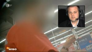 Ausschnitt der ZDF-Reportage©ZDF