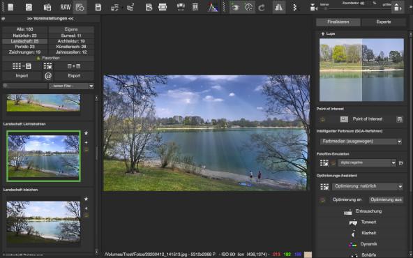Screenshot 1 - Photo Works Projects 3 Elements – Kostenlose Vollversion (Mac)
