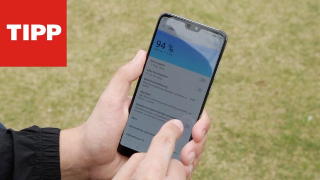 Huawei P20: Tipps und Tricks zum neuen China-Smartphone