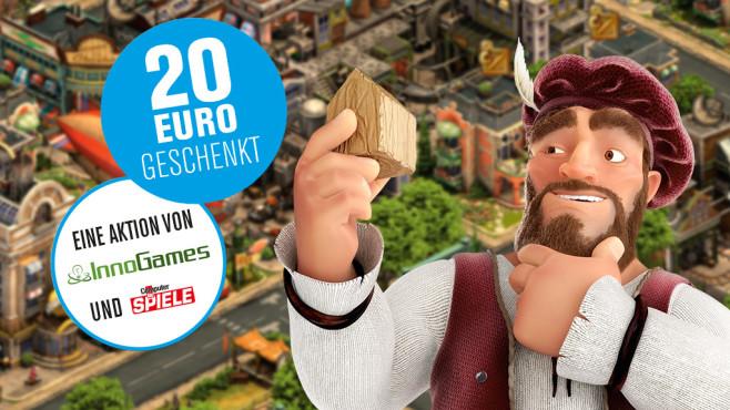 20 Euro Gutschein©InnoGames