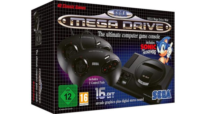 Sega Mega Drive Mini©Sega