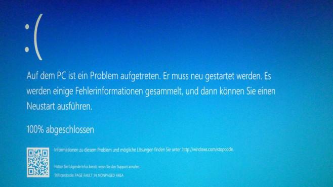 Windows startet nicht ©COMPUTER BILD