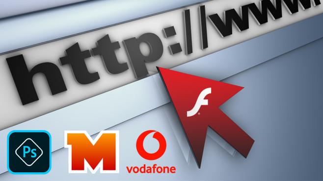 Flash Player unnötig? Diese Webseiten nutzen ihn noch©Mindwalker - Fotolia.com