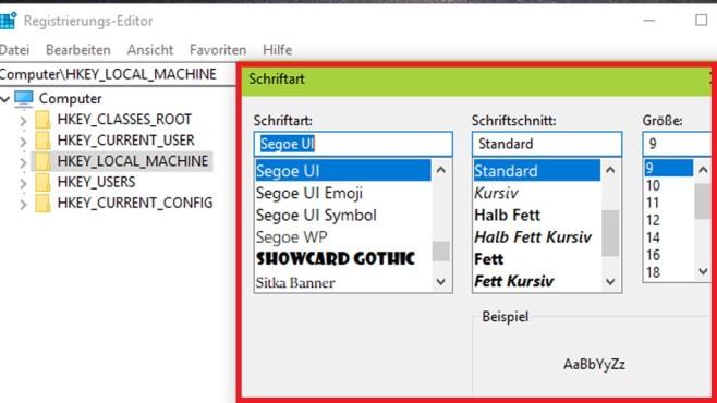 Windows 10: Formatieren möglich ©COMPUTER BILD
