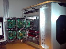 Auf der Games Convention hat AMD den neuen Phenom-Prozessor präsentiert.