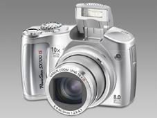 "Digitalkamera ""PowerShot SX100IS"""