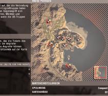 Battlefield 2: Vor jedem Gefecht lesen Sie wichtige Infos zur Karte.