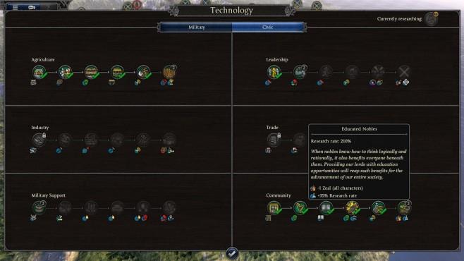 Total War Saga – Thrones of Britannia: Forschung©Sega/Creative Assembly