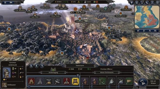 Total War Saga – Thrones of Britannia: Schmied©Sega/Creative Assembly