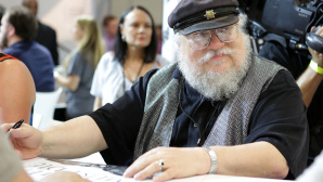 George R. R. Martin©Tiffany Rose/gettyimages