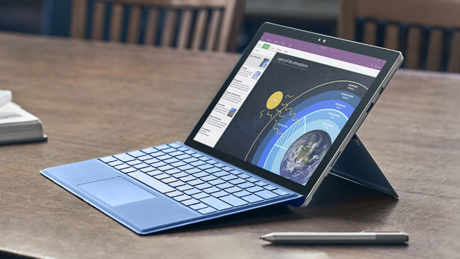 Microsoft Surface Pro©Microsoft