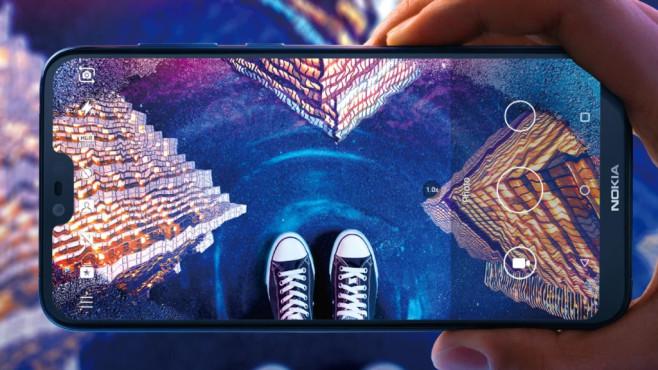 Nokia 6.1 Plus©Nokia; HMD Global