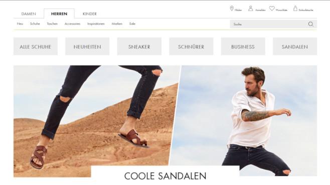 begehrteste Mode echt kaufen Promo-Codes Görtz: Schuhe jetzt online günstiger - COMPUTER BILD