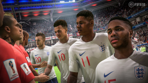FIFA 18 World Cup 2018 Russia © Electronic Arts