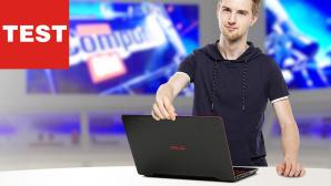 Asus TUF Gaming FX504 im Test©COMPUTER BILD