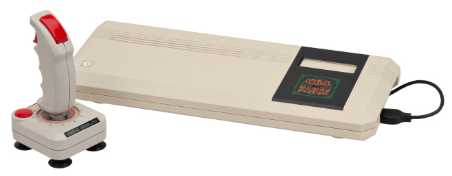 1990: C64 Game System © Commodore