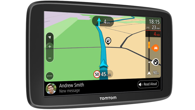 Tomtom Go Basic 5 6 Einsteiger Navigationsgerate Infos