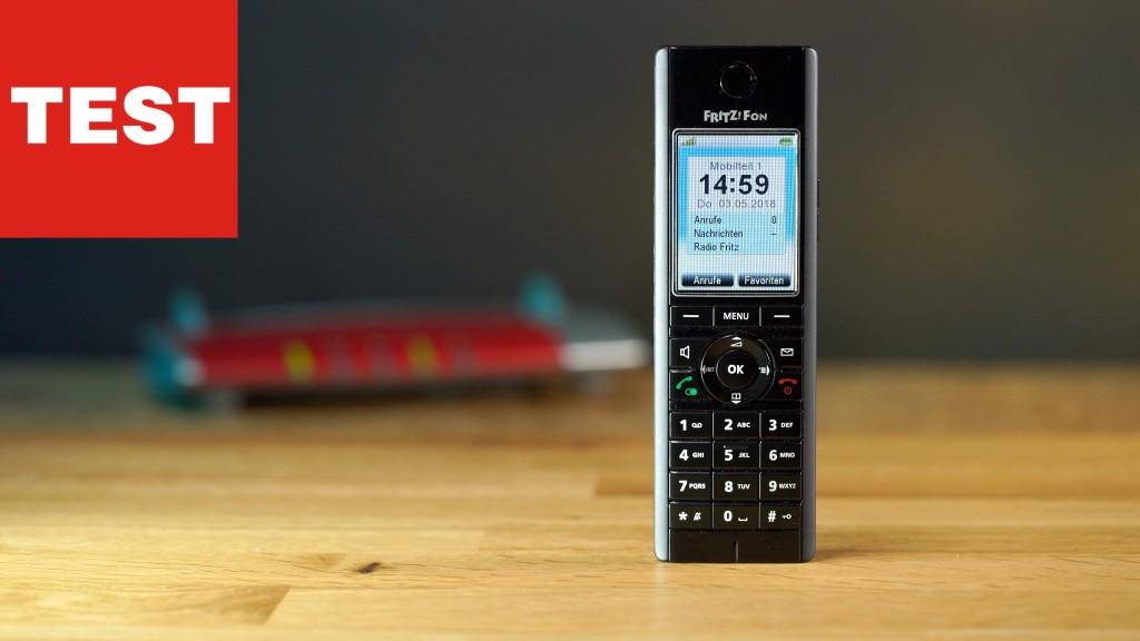AVM FritzFon C5: Günstiges DECT-Telefon im Test - COMPUTER