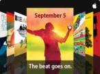 Apple zeigt am 5. September neue Produkte. Höchstwahrscheinlich wird ein neuer iPod vorgestellt.