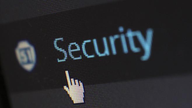 Sicherheitseinstellungen eines Geräts©pixabay.com