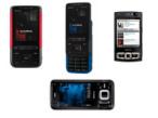 Vier neue Top-Handys aus dem Hause Nokia.