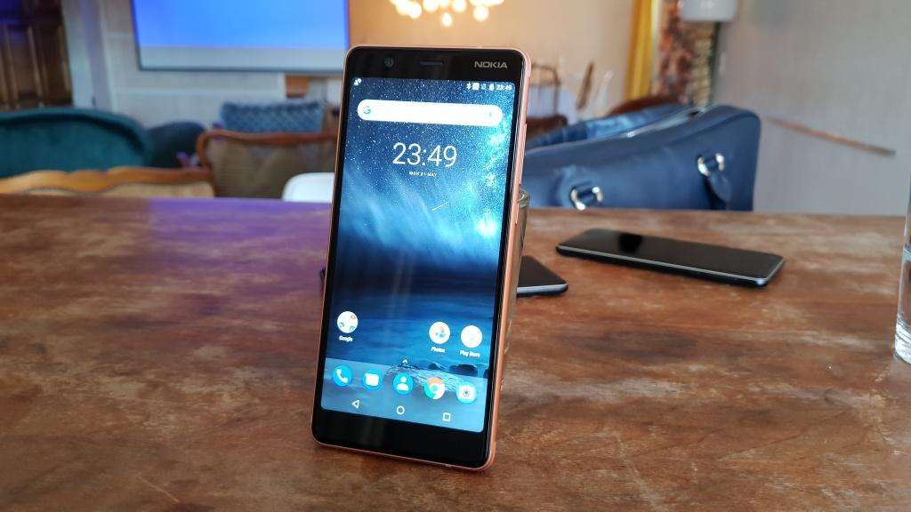 Nokia 5.1 (2018): Test, technische Daten, Dual-SIM, Kaufen ...
