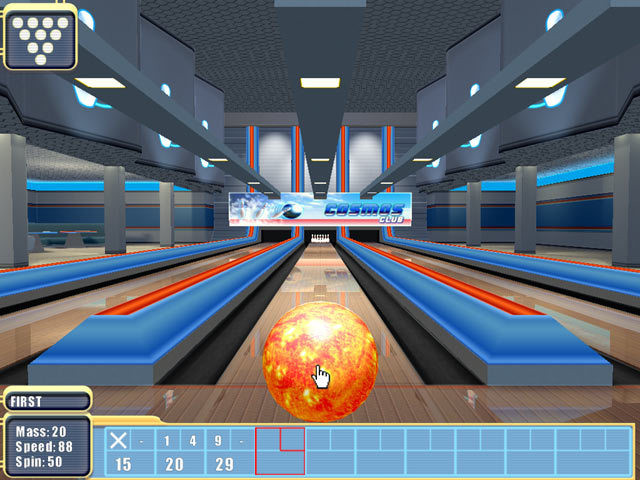 Screenshot 1 - Real Bowling