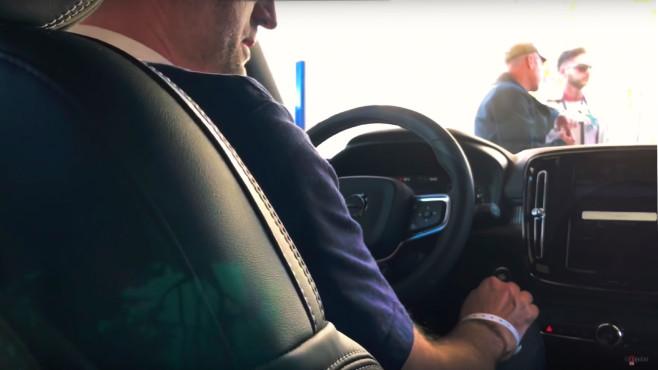 Volvo XC40: Klimaanlage per Sprache einstellen©COMPUTER BILD