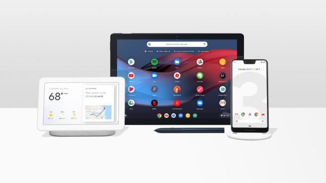 Google-Pixel-Geräte©Google