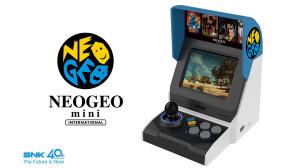 Neo Geo Mini©SNK