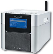 """Der Name verrät es: Das """"Terratec Noxon2Radio for iPod"""" dient auch als Docking Station für iPods."""