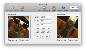 Image Tool (Mac)