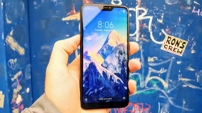 Xiaomi Redmi 6 Pro©COMPUTER BILD/Michael Huch