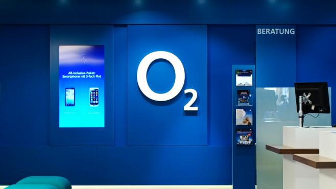 O2-Shop in Ulm©Telefónica Deutschland