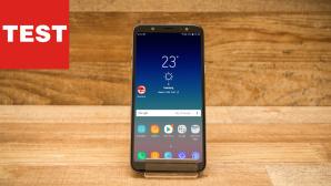 Samsung Galaxy A6 Plus im Test©COMPUTER BILD