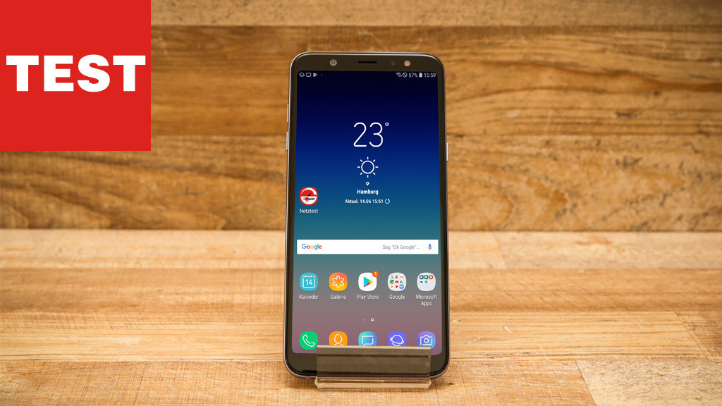 Samsung Galaxy A6 Preis Details Farben Computer Bild