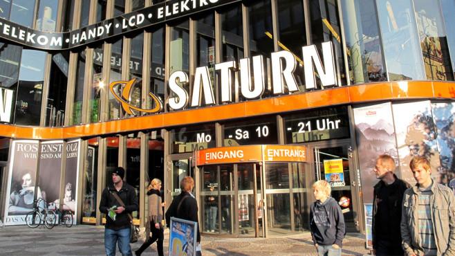 Saturn-Eingang©istock.com/hsvrs