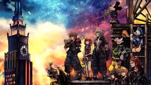 Kingdom Hearts 3©Square Enix