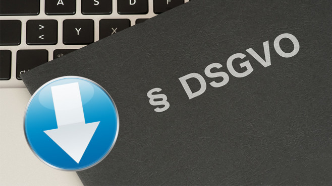 DSGVO-Downloads©istock/Stadtratte